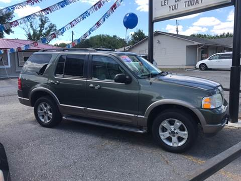 2003 Ford Explorer for sale at CORAN AUTO SALES in Greenbrier AR
