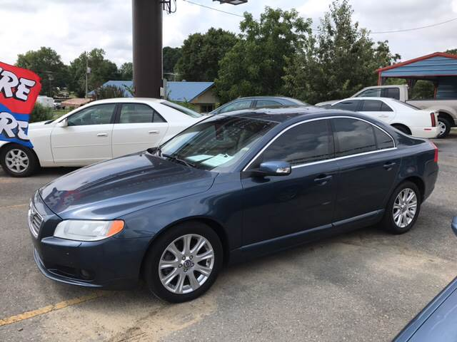 2009 Volvo S80 for sale at CORAN AUTO SALES in Greenbrier AR