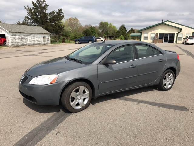 2008 Pontiac G6 for sale at CORAN AUTO SALES in Greenbrier AR