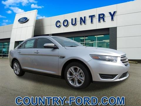 2017 Ford Taurus For Sale In Mississippi Carsforsale Com
