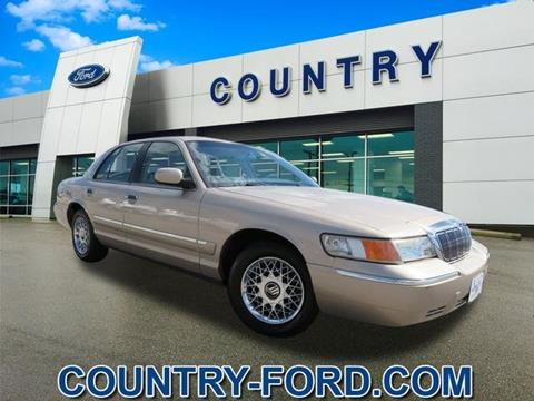 1998 Mercury Grand Marquis for sale in Southaven, MS