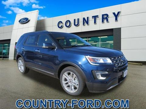 2017 Ford Explorer for sale in Southaven, MS