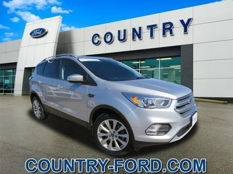 2017 Ford Escape for sale in Southaven, MS