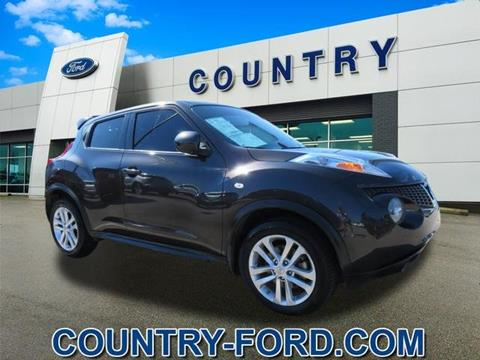 2012 Nissan JUKE for sale in Southaven, MS