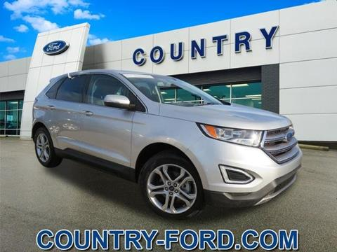 2017 Ford Edge for sale in Southaven, MS