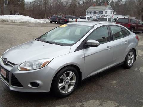 2014 Ford Focus for sale in Rutland, VT