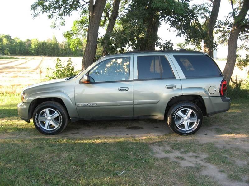 2004 Chevrolet Trailblazer LT 4WD 4dr SUV In Union Grove WI