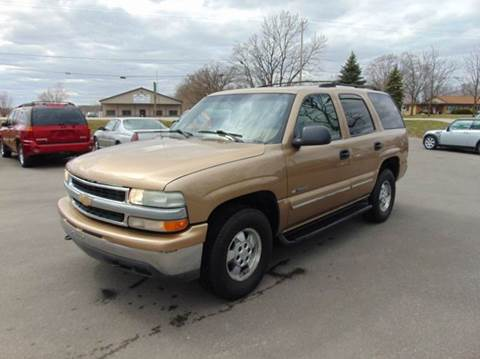2000 Chevrolet Tahoe for sale in Union Grove, WI