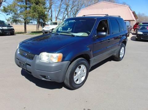 2004 Ford Escape for sale in Union Grove, WI