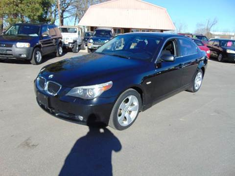 2005 BMW 5 Series for sale in Union Grove, WI