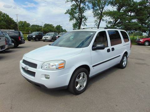 2008 Chevrolet Uplander for sale in Union Grove, WI