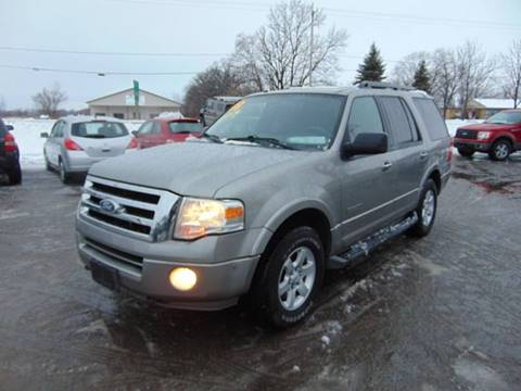 2008 Ford Expedition XLT for sale at The Car & Truck Store in Union Grove WI