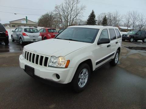 2006 Jeep Grand Cherokee Laredo for sale at The Car & Truck Store in Union Grove WI