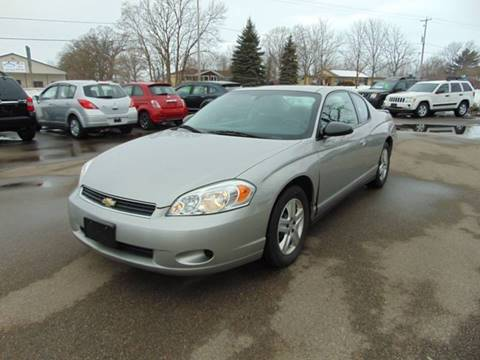 2007 Chevrolet Monte Carlo LS for sale at The Car & Truck Store in Union Grove WI