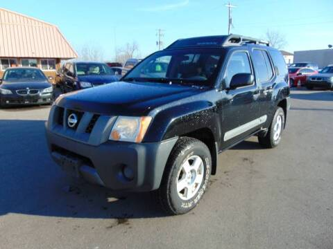 2005 Nissan Xterra SE for sale at The Car & Truck Store in Union Grove WI