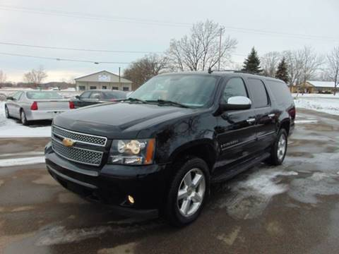 2007 Chevrolet Suburban LTZ 1500 for sale at The Car & Truck Store in Union Grove WI