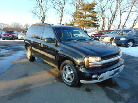 2005 Chevrolet TrailBlazer EXT LS for sale at The Car & Truck Store in Union Grove WI
