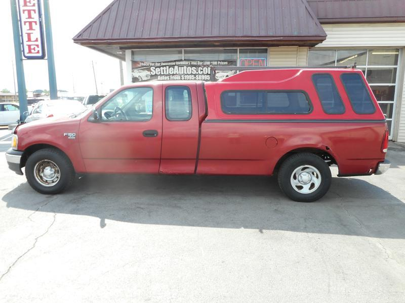 1999 Ford F-150 for sale at Settle Auto Sales TAYLOR ST. in Fort Wayne IN
