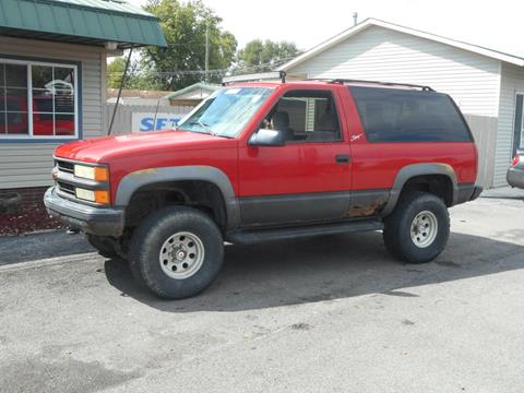 1996 Chevrolet Tahoe for sale in Fort Wayne, IN
