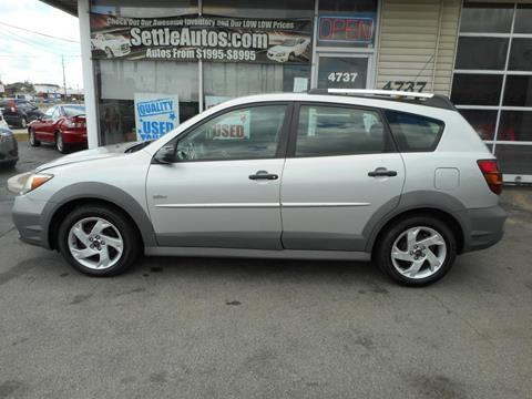 2004 Pontiac Vibe for sale in Fort Wayne, IN