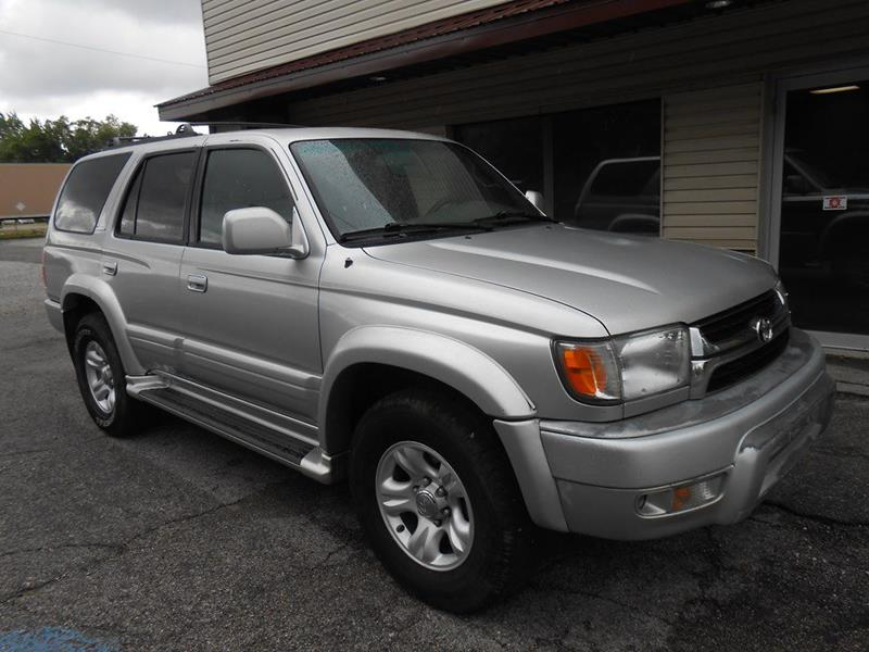 2002 Toyota 4Runner Limited 2WD 4dr SUV In Fort Wayne IN ...