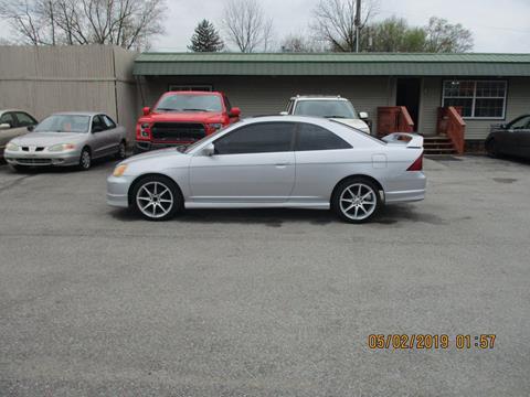 2002 Honda Civic for sale in Fort Wayne, IN