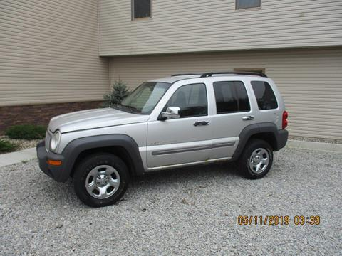 2002 Jeep Liberty for sale in Fort Wayne, IN