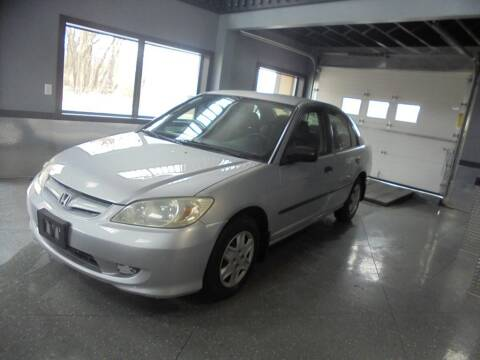 2004 Honda Civic Value Package for sale at Settle Auto Sales TAYLOR ST. in Fort Wayne IN