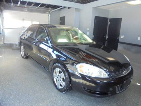 2007 Chevrolet Impala LS for sale at Settle Auto Sales TAYLOR ST. in Fort Wayne IN