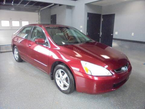 2003 Honda Accord EX for sale at Settle Auto Sales TAYLOR ST. in Fort Wayne IN