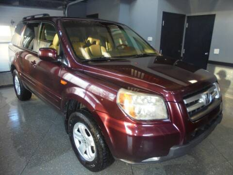 2007 Honda Pilot EX-L w/Navi for sale at Settle Auto Sales TAYLOR ST. in Fort Wayne IN