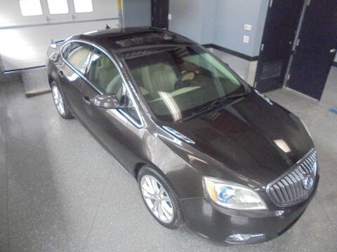 2013 Buick Verano Leather Group for sale at Settle Auto Sales TAYLOR ST. in Fort Wayne IN