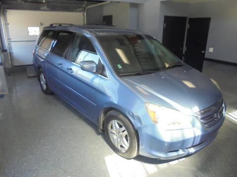 2006 Honda Odyssey EX for sale at Settle Auto Sales TAYLOR ST. in Fort Wayne IN