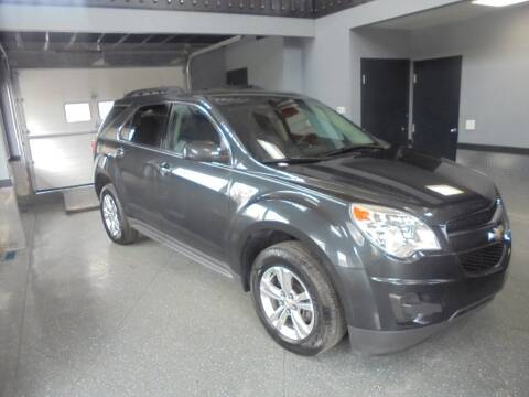 2012 Chevrolet Equinox LT for sale at Settle Auto Sales TAYLOR ST. in Fort Wayne IN
