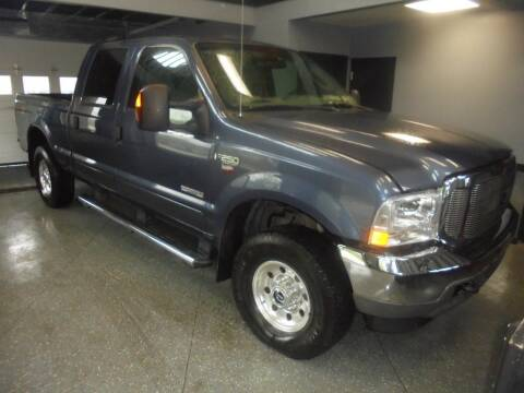 2004 Ford F-250 Super Duty for sale at Settle Auto Sales TAYLOR ST. in Fort Wayne IN