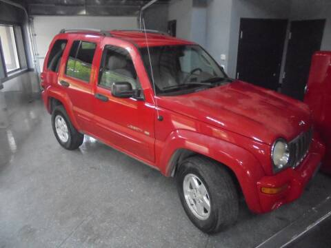 2002 Jeep Liberty for sale at Settle Auto Sales TAYLOR ST. in Fort Wayne IN