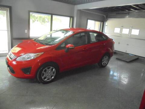 2013 Ford Fiesta for sale at Settle Auto Sales TAYLOR ST. in Fort Wayne IN