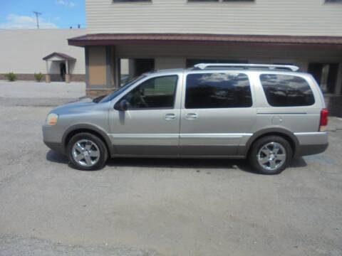 2005 Pontiac Montana SV6 for sale at Settle Auto Sales TAYLOR ST. in Fort Wayne IN