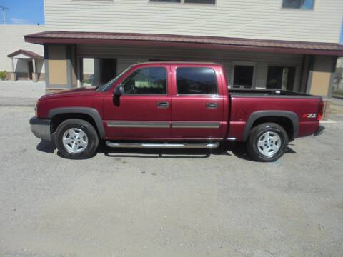 2005 Chevrolet Silverado 1500 for sale at Settle Auto Sales TAYLOR ST. in Fort Wayne IN