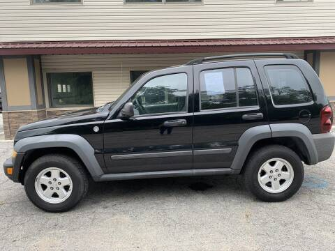 2007 Jeep Liberty for sale at Settle Auto Sales TAYLOR ST. in Fort Wayne IN