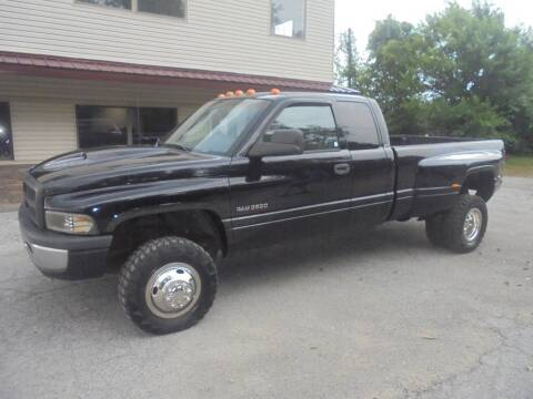 1998 Dodge Ram Pickup 3500 for sale at Settle Auto Sales TAYLOR ST. in Fort Wayne IN