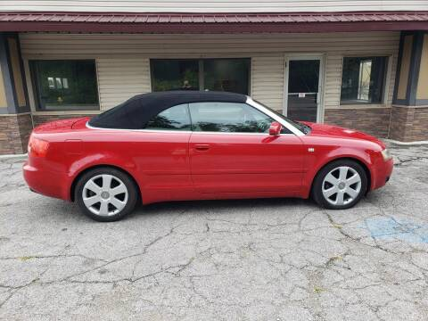 2003 Audi A4 for sale at Settle Auto Sales TAYLOR ST. in Fort Wayne IN