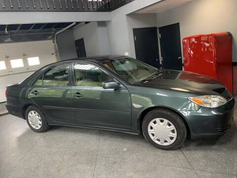 2003 Toyota Camry for sale at Settle Auto Sales TAYLOR ST. in Fort Wayne IN