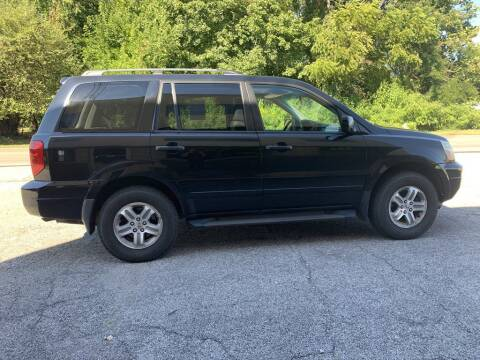 2003 Honda Pilot for sale at Settle Auto Sales TAYLOR ST. in Fort Wayne IN