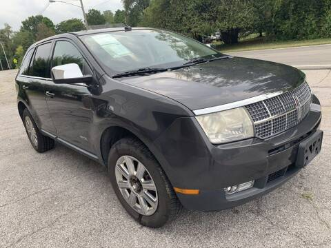 2007 Lincoln MKX for sale at Settle Auto Sales TAYLOR ST. in Fort Wayne IN