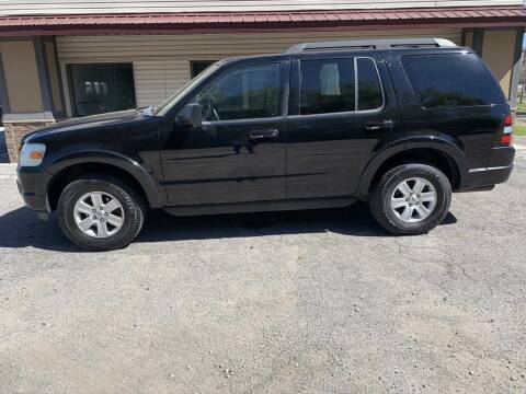 2010 Ford Explorer for sale at Settle Auto Sales TAYLOR ST. in Fort Wayne IN