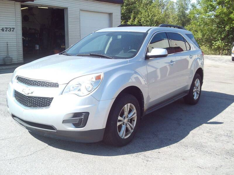 2010 Chevrolet Equinox for sale at Settle Auto Sales TAYLOR ST. in Fort Wayne IN