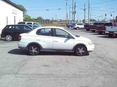 2000 Toyota ECHO for sale at Settle Auto Sales TAYLOR ST. in Fort Wayne IN
