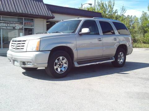2005 Cadillac Escalade for sale at Settle Auto Sales TAYLOR ST. in Fort Wayne IN
