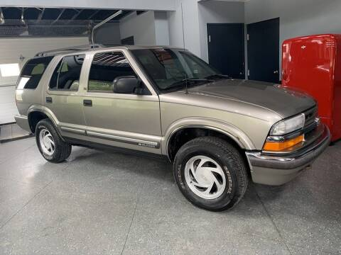 2000 Chevrolet Blazer for sale at Settle Auto Sales TAYLOR ST. in Fort Wayne IN